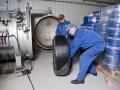 Восстановление шин для грузовиков